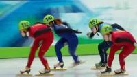 短道王濛: 温哥华冬奥会短道速滑女子1000米精彩回顾, 眼前一亮!