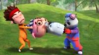 猪猪侠超星萌宠2英雄猪少年第137期未来英雄奇幻大冒险小呆呆独挑大梁陌上千雨解说