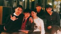 权志龙入伍倒数!BIGBANG5人合体欢送