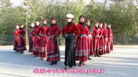 紫竹院广场舞——我家在中国, 新编排的走秀式子, 队形变化丰富多彩, 新颖好看!