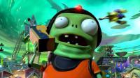 小飞象✘植物大战僵尸花园战争2✘EP4迈克杰克逊舞王? 变形金刚僵尸击败向日葵!