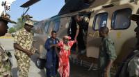 尼日利亚军方解救76名失踪学生