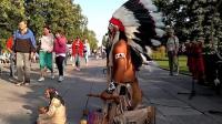 《山鹰之歌》压力桑德罗, 超好听的印第安音乐