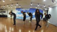 exo舞蹈练习室Growl