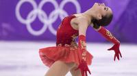15岁新星夺冠俄独立代表摘首金