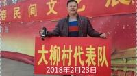 朱台镇2018新春民间文艺展演 2.23(初八)