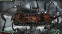 【弃船】开着小破船, 逃离深海巨怪追杀!