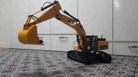 cat 339dl 挖掘机的出厂测试