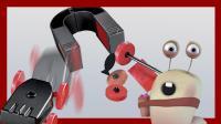 白白侠玩具秀: 创意磁铁科学实验室
