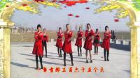 梦中的流星广场舞《一年有那三百六十五个天》  原创基督教舞蹈    编舞: 凤梅、志英