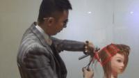 唯美短发剪发教程, 北京托尼盖鑫米老师主讲, 绝对干货