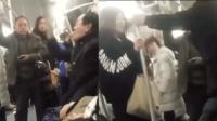 女子地铁让座反遭老人辱骂 网友: 坏人变老了