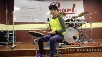 后半拍的练习架子鼓教学, 爵士鼓教学鼓手老师教你学打鼓_架子鼓教程怎么学