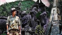 第一百三十七集 上天堂下地狱的佛像公园 老挝