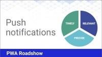 Engaging Experiences - PWA Roadshow