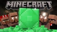 如果绿宝石不再稀有之后-我的世界Minecraft动画