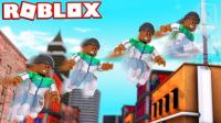 【Roblox逃生比赛】逃生地图极速挑战! 爆笑体验速度与激情! 小格解说 乐高小游戏