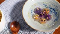 正月十五吃元宵, 巧手做出水晶汤圆庆团圆!