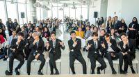 EXO在迪拜的粉丝见面会