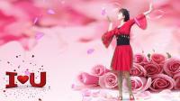 尹雪儿原创32步广场舞《女人没有错》视频制作: 小太阳