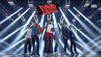 BOSS - SBS 人气歌谣 现场版 18/03/04_NCT U