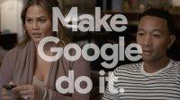 Hey Google: Remote (John Legend and Chrissy Teigen)