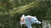 虎豹骑古代吃鸡冷兵器时代这狗熊真是太猛了一世英名让熊挠倒了