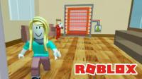 Roblox67 Hotel Escape Obby, 我又回到起点了? 小宝趣玩虚拟世界