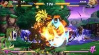 龙珠斗士z: 孙悟空89连击VS贝吉塔一家 顶尖高手画面太强悍了