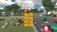 ★熊孩子模拟器★Toddler Simulator《籽岷的新游戏直播体验》