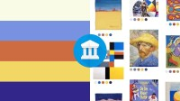 Feed your creativity with colors on Art Palette #GoogleArts