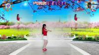 阳光美梅广场舞《一晃就老了》视频制作: 永不疲倦