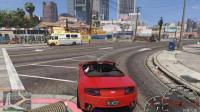 【东方小城CC】GTA5侠盗猎车手5娱乐解说 第二期 开车看看洛圣都风景 然后回到住所