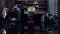 5千的相机 VS 5万的相机,室内拍照你需要的是一只闪光灯