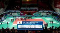 2017~2018中国男排超级联赛(第23轮)(交叉赛)(第136场)(北京坤宝汽车VS八一盈冠体育)(C5版)