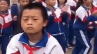 小学生拔河比赛全程梦游, 莫名其妙躺赢