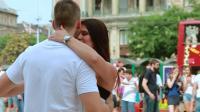 匈牙利的广场舞是这样跳的