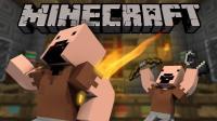 当Notch有了儿子 - Minecraft我的世界动画