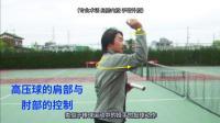 高压球的肩部与肘部的控制以及加速No.2