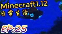 【墨色】Minecraft我的世界1.12多模组日常Ep25《终极采矿机》