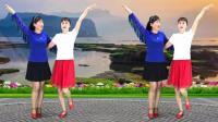 吉林小太阳广场舞双人舞《甘心情愿爱着你》视频制作: 小太阳