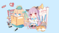 【五橙双人合作解谜】40道关卡#1塑料姐妹花,相爱要相杀!