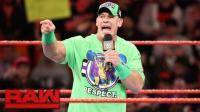 (中字) 约翰塞纳正式宣布要在WWE第34届摔跤狂热大赛上挑战送葬者