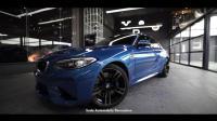 BMW宝马M2-成都速达汽车贴膜工厂-XPEL隐形车衣(专注汽车贴膜)