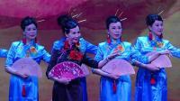 天坛周末10871 模特表演《江南雨》海之秀艺术团