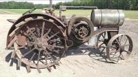 古董级的泰坦拖拉机, 使用煤油, 最大马力26匹