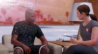 【布鲁】NBA2K18生涯模式:瑞秋独家采访奥尼尔!鲨鱼轰炸机High翻天(66)