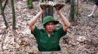探秘越南版地道战, 可承受200斤炸药袭击, 美军为何屡攻不破?