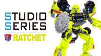 KL變形金剛玩具分享278 電影工作室系列 飛輪/醫官  RATCHET