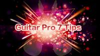 Guitar Pro 7 TIPS - 1 - 界面简介